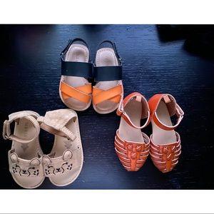 3 shoe bundle